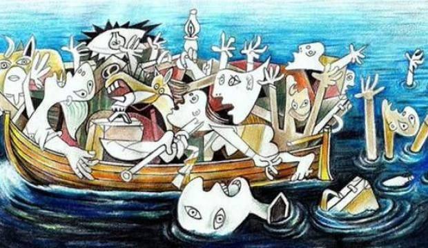 [Jeu] Association d'images - Page 11 Guernica